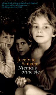 Jocelyne Saucier Niemals ohne sie