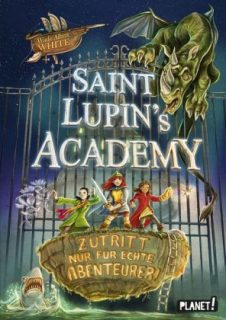 wade albert white, st. lupin's academy