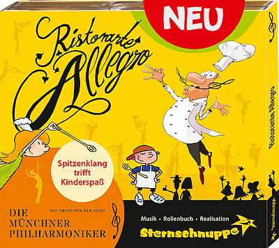 Sternschnuppe, Ristorante Allegro
