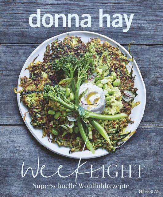 donna hay, week light, at verlag, kochbuch