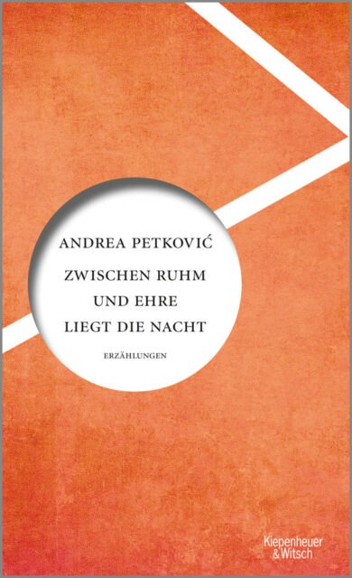 """Andrea Petković: Zwischen Ruhm und Ehre liegt die Nacht"""""""