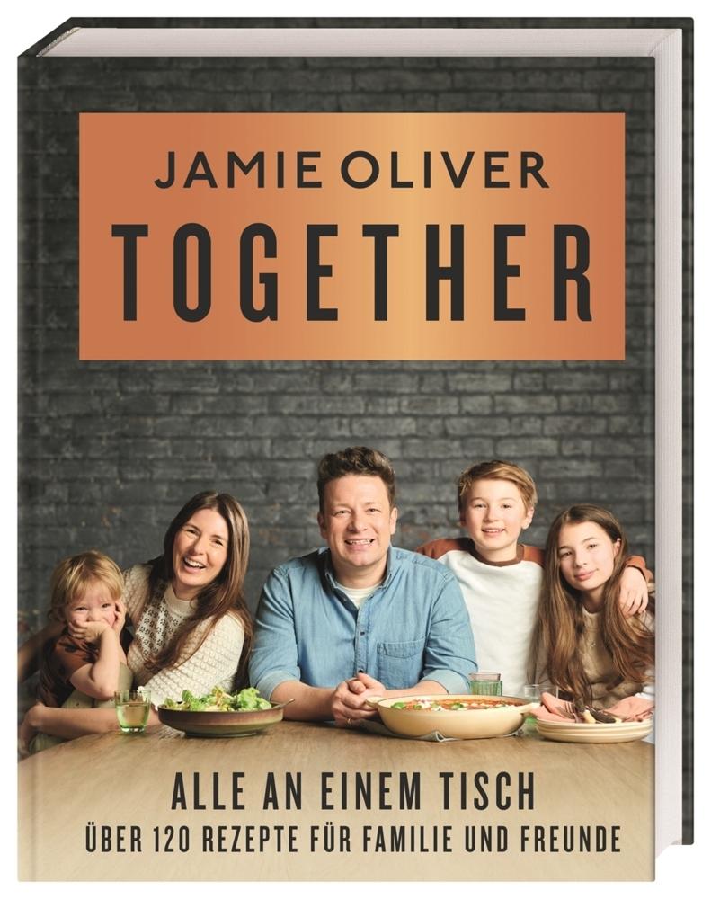 Jamie Oliver, Together, Dorling Kindersley