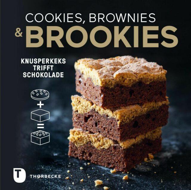 cookies, brownies & brookies, Thorbecke