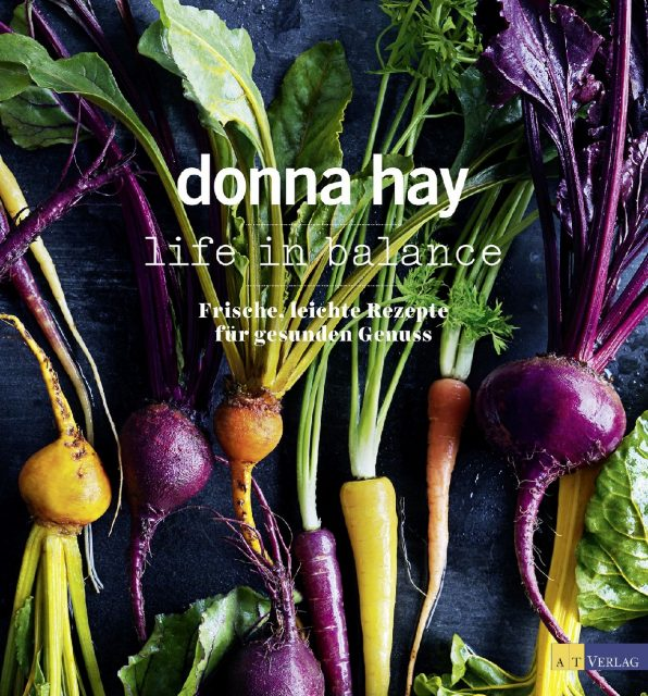 Donna Hay, life in balance