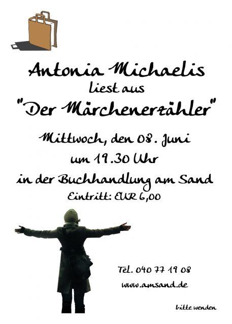 antonia michaelis, der märchenerzähler