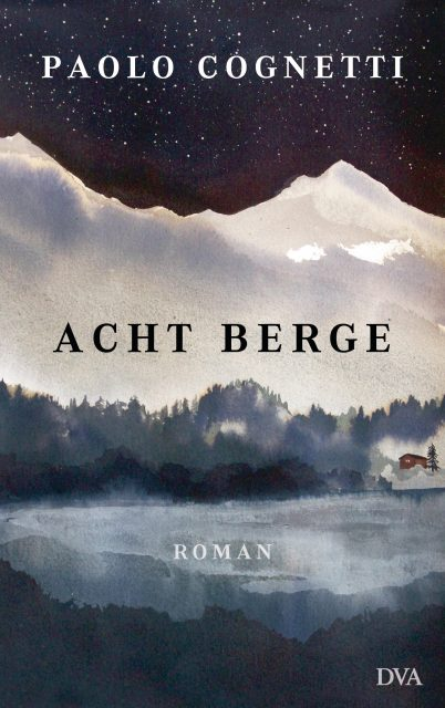 Paolo Cognetti, Acht Berge