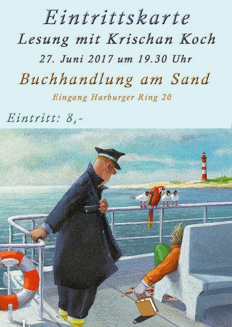 Krischan Koch, Backfischalarm