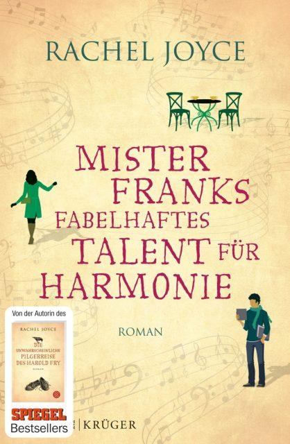 Rachel Joce Mister Franks fabelhaftes Talent für harmonie