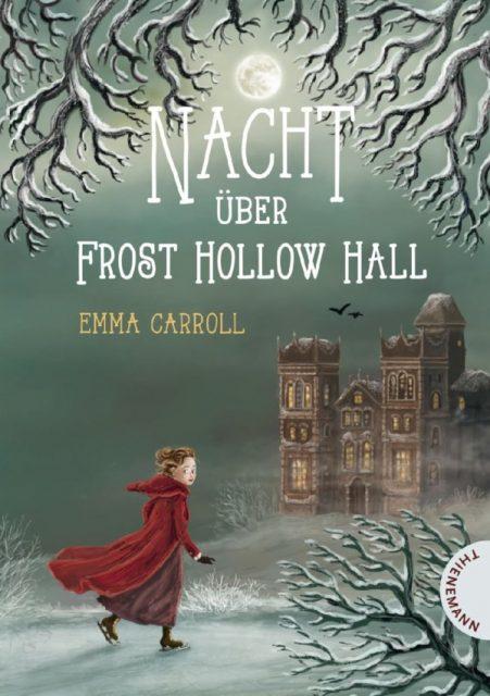 emma carroll, nacht über frost hallow hall